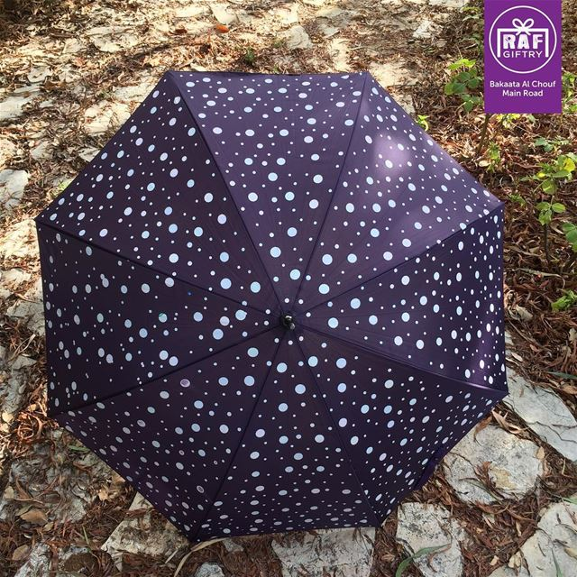 Make it colorful with every rain drop ☔️ raf_giftry...... umbrella... (Raf Giftry)