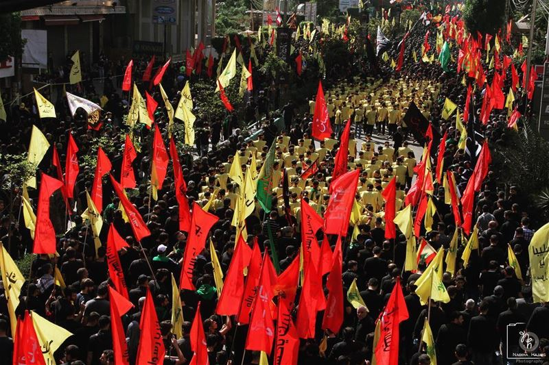 The March of Ashura 2018  photojournalism  march  photography  flags ...