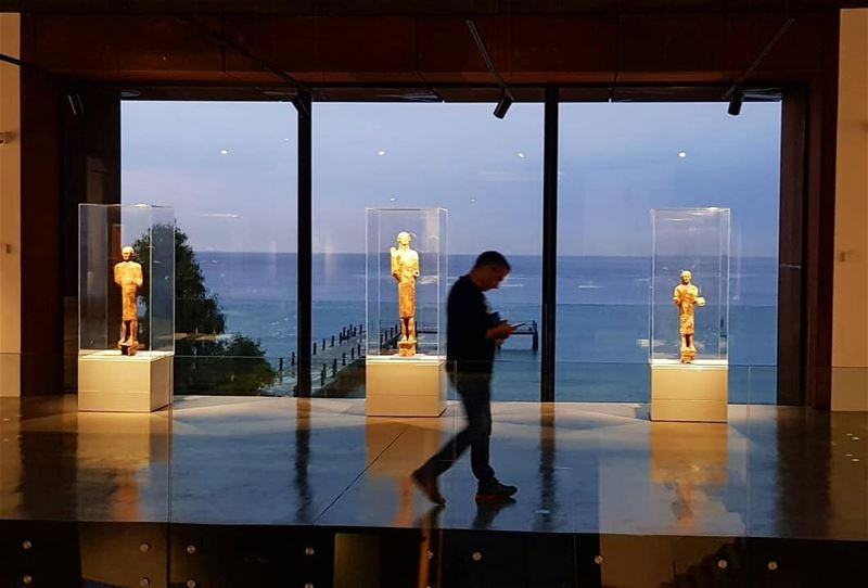 💙NABU MUSEUM, a valuable addition to the Lebanese cultural scene.💙... (Nabu)