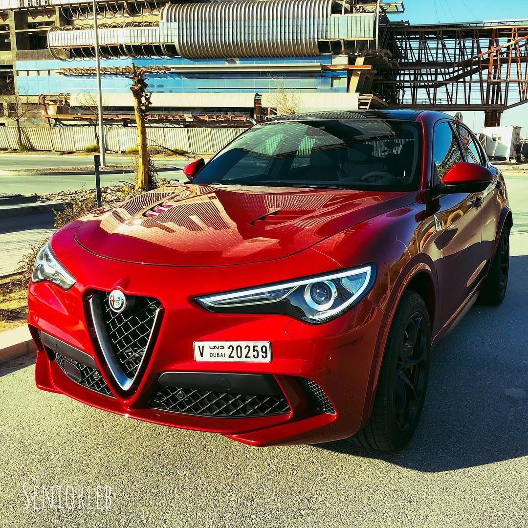 I Had A Blast In The New Alfa Romeo Stelvio Quadrifoglio