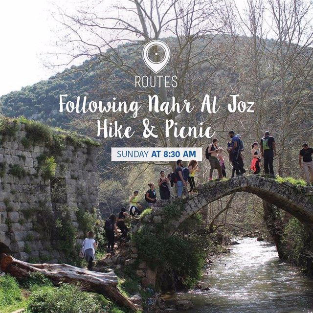 One of the best hikes that we've ever been on! Following Nahr Al Joz from... (Batroûn)