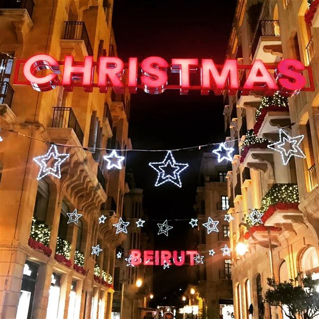 Double tab if you are spending  Christmas🎄🎅🏼🤶🏻 in  Beirut. ... (Beirut, Lebanon)