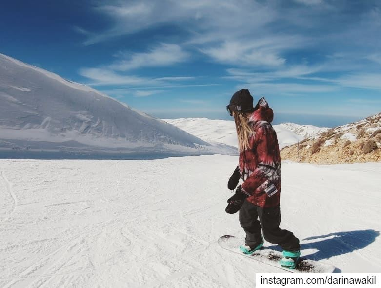 •Winter times•.. snowboarding  wintertime  white  snow  gnu ...