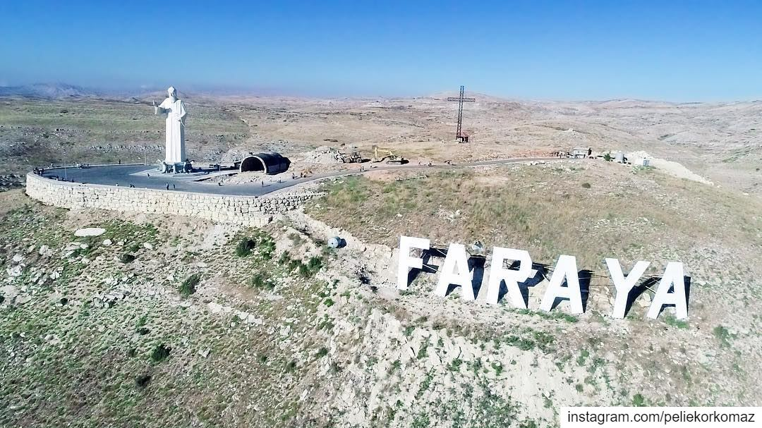 drone  dronestagram  dronephotography  drones  droneoftheday  dronelife ... (Saint Charbel-Faraya)