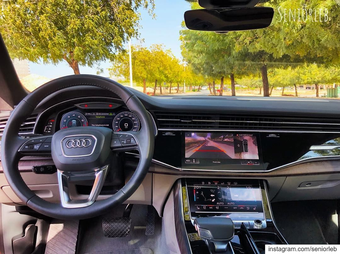 One Of The Best Interior Design Audi Q8