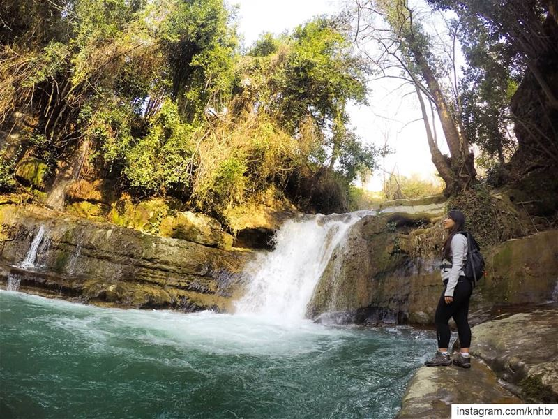 The beauty of  nature  livelovelebanon  livelovechouf  peoplewhohike ...