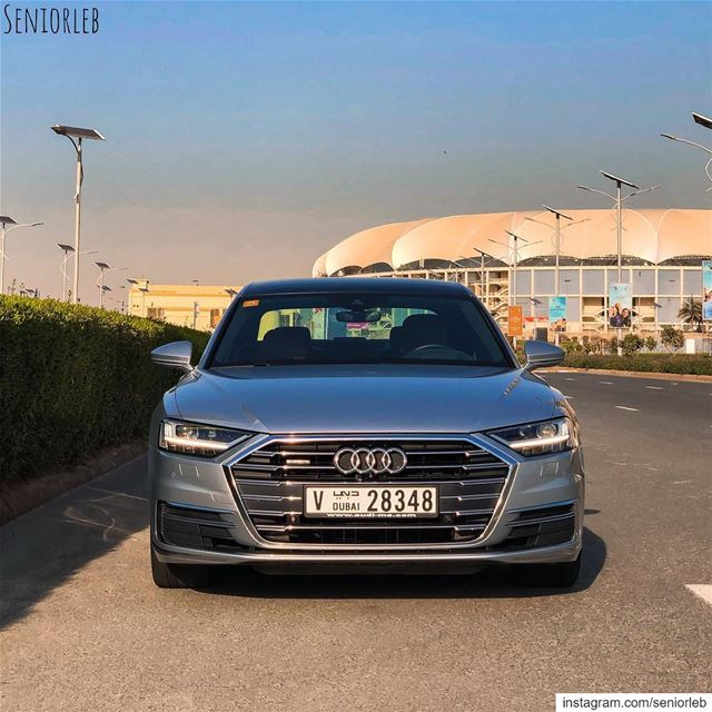 One of the most luxurious car out there. The New Audi A8 L(long wheelbase)... (Dubai, United Arab Emirates)