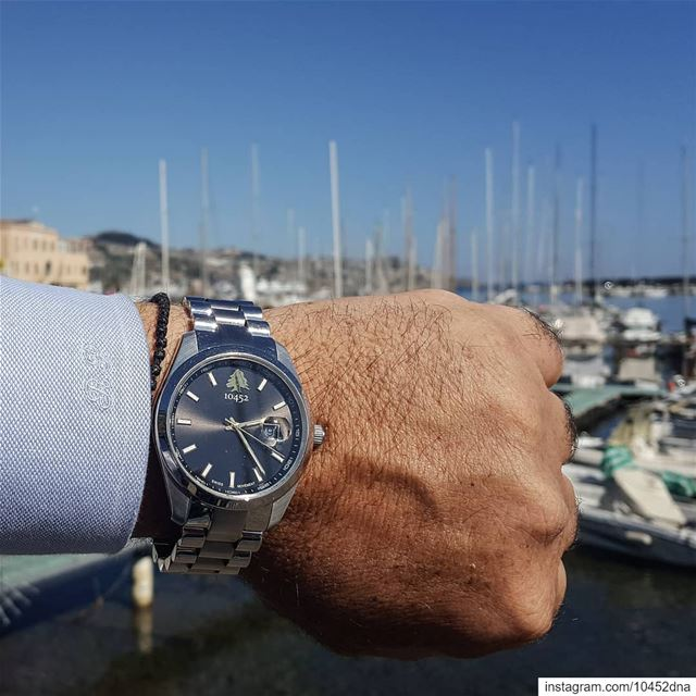 From  italy with  love  10452DNA  watch  Lebanon  lebaneseallovertheworld ... (San Remo, Italy)