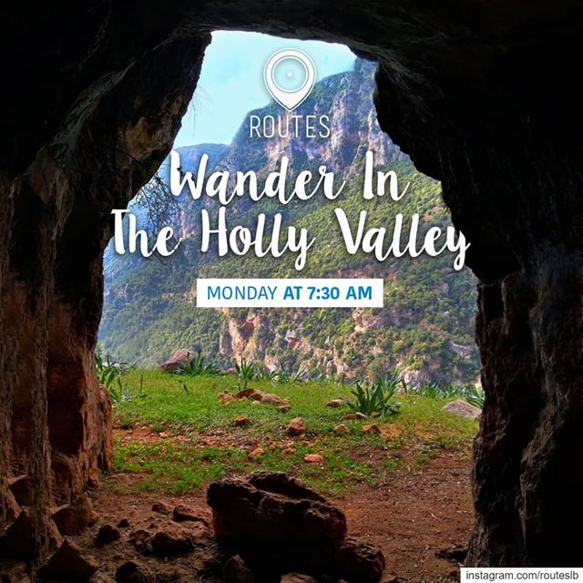 Its time for us  to discover the holy valley of Qannoubin, known as Wede... (Kadisha Valley / وادي قاديشا)