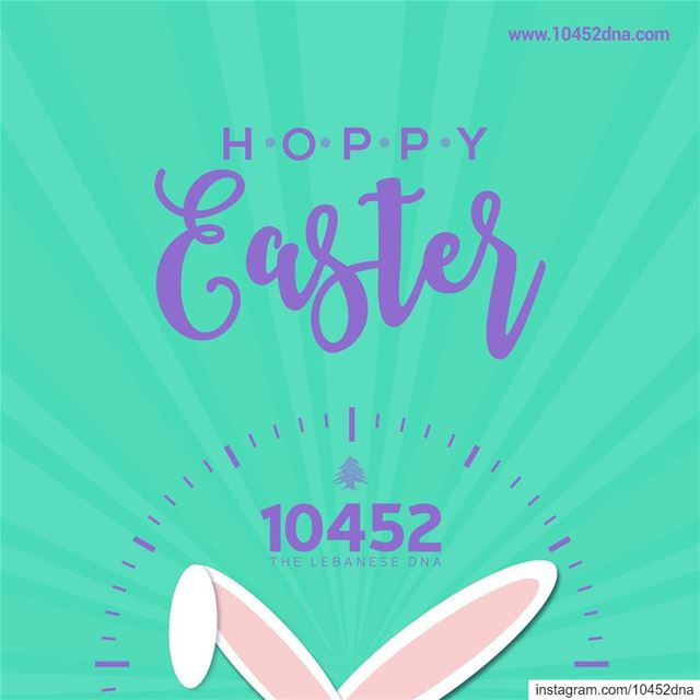 10452  happyeaster To those  celebrating  today … and Cha3nine Mbarke for... (Beirut, Lebanon)
