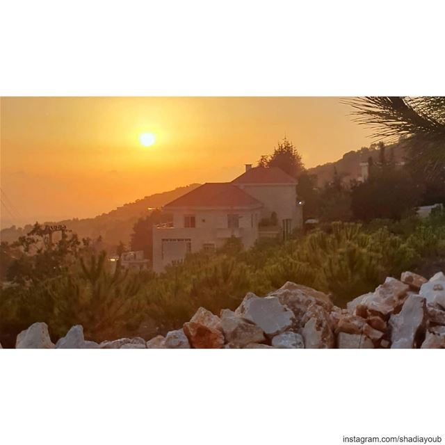 House of the setting... (Lebanon)