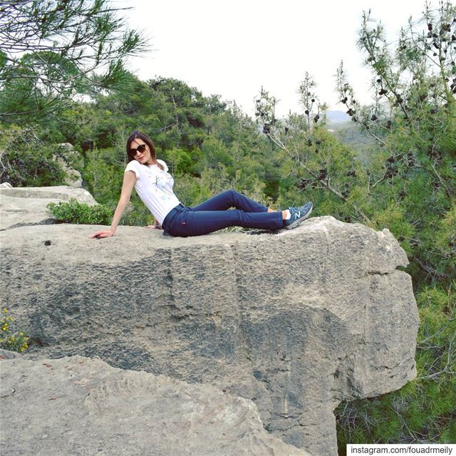 hikinglb  hikers  hikergirl  hikinggirl  outdooorsport  outdoor ... (Lebanon)