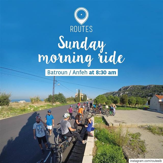 Boost up your day with a morning ride through the City of Batroun and all... (Batroûn)