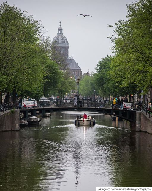The Canal!... through my Lens  amsterdam  wetland of  canals and  bridges...