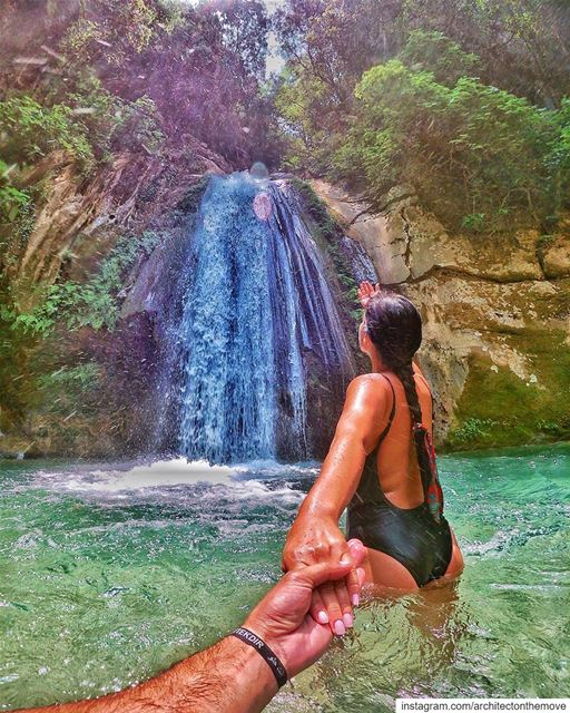 Don't dream your life, live your dreams  ... (Chasing Waterfalls)