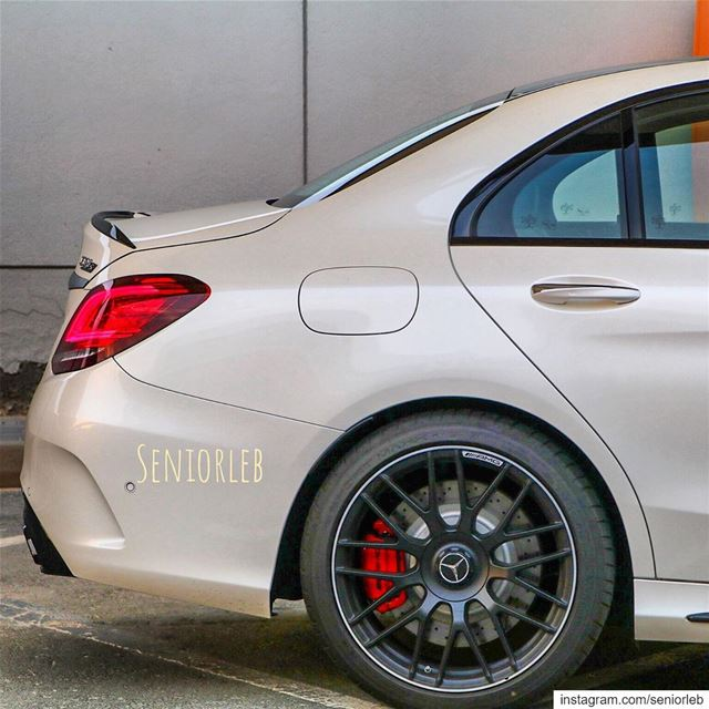 New C63 S Sedan Facelift changés are so mean! Check Out the Full Review on... (Dubai, United Arab Emirates)