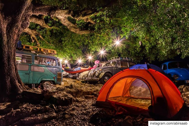 A Weekend well spent! ... lebanon  nature  gathering  vw  vwbus ... (Lehfed)
