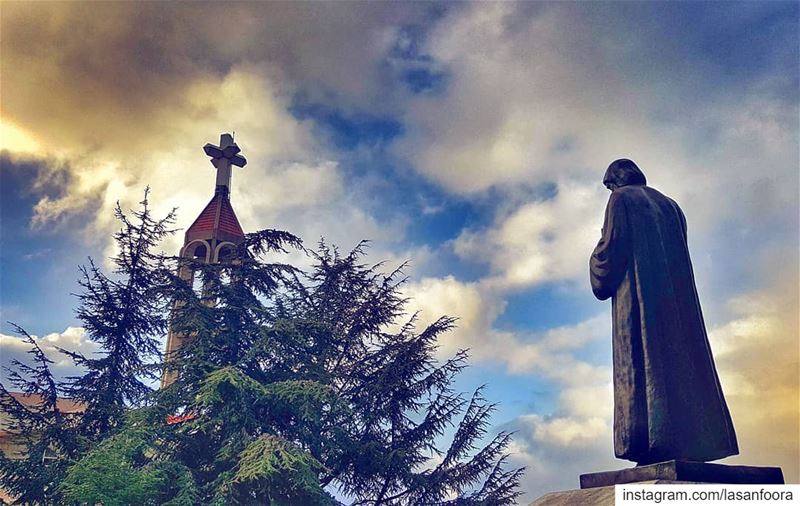 From all Saints, Mar Charbel holds a special place in our ❤s. May every...