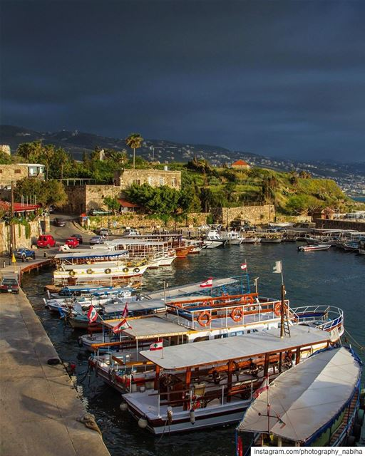 Byblos  sea  ocean  seascape  sports  beirut  cloud  livelovebyblos  sun ... (Byblos - Jbeil)