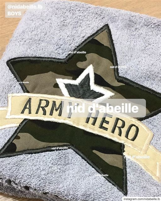 superBOY 🌟 Write it on fabric by nid d'abeille  army  hero  superpower ...