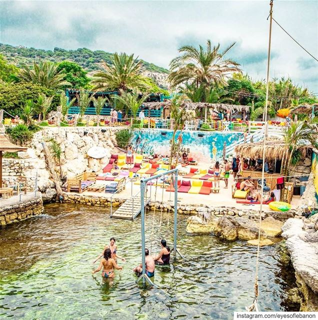 "COMPETITION TIME "" 🥳Is there a better way than spending your weekend at... (Jungle Beach Amch)"