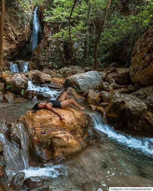 wild and free 🍃this summer is all about exploring our own backyard and... (Lebanon)