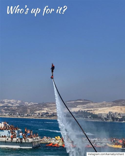 The sky is your limit! Wana fly high? For ur reservations call on 03329977... (Rocca Marina)