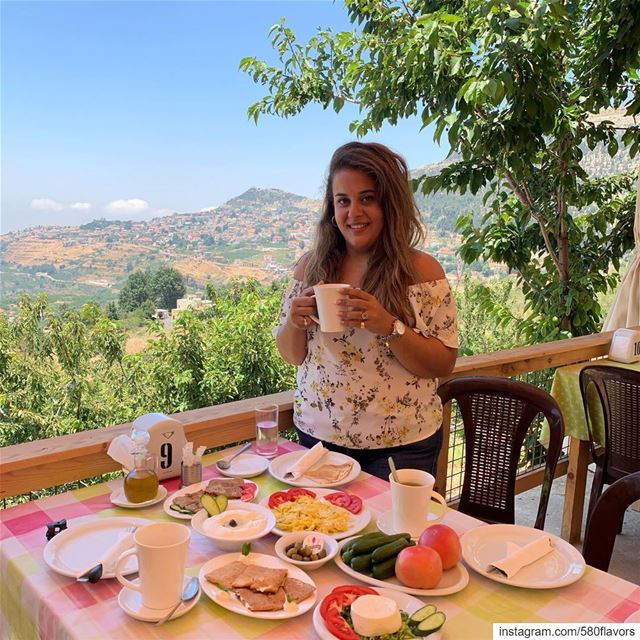 Good morning from my Ehden 💛💚  ehden  liveloveehden @reef_ehden ...... (Ehden, Lebanon)