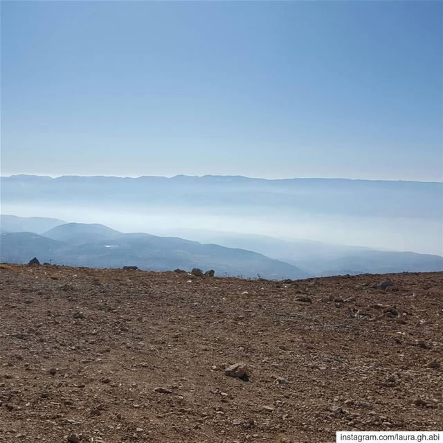 Quornet l Sawda is  the highest peak in Lebanon and Middle East  3083m at... (القرنة السودة)