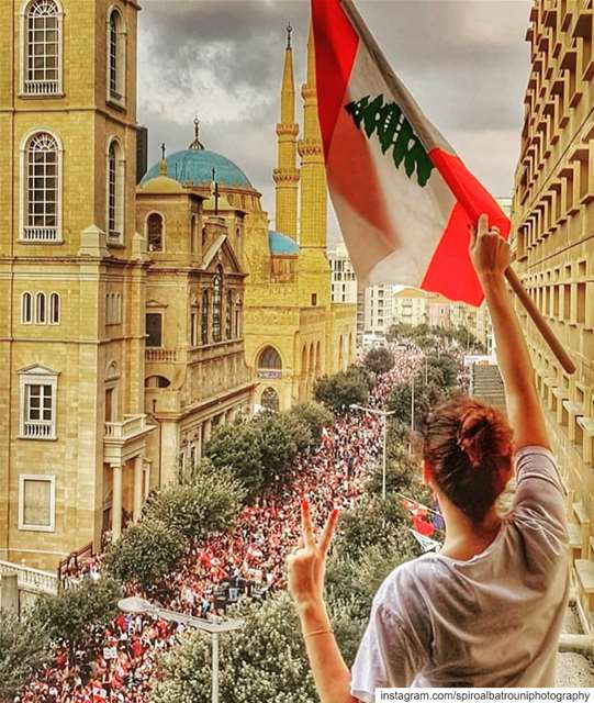 كلن_يعني_كلن 🇱🇧  لبنان_ينتفض..... Lebanon  revolution  freedom ...