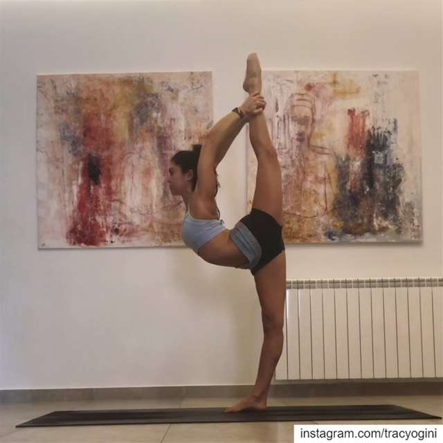 Natarajasana, a posture that combines so many elements making it one of my...
