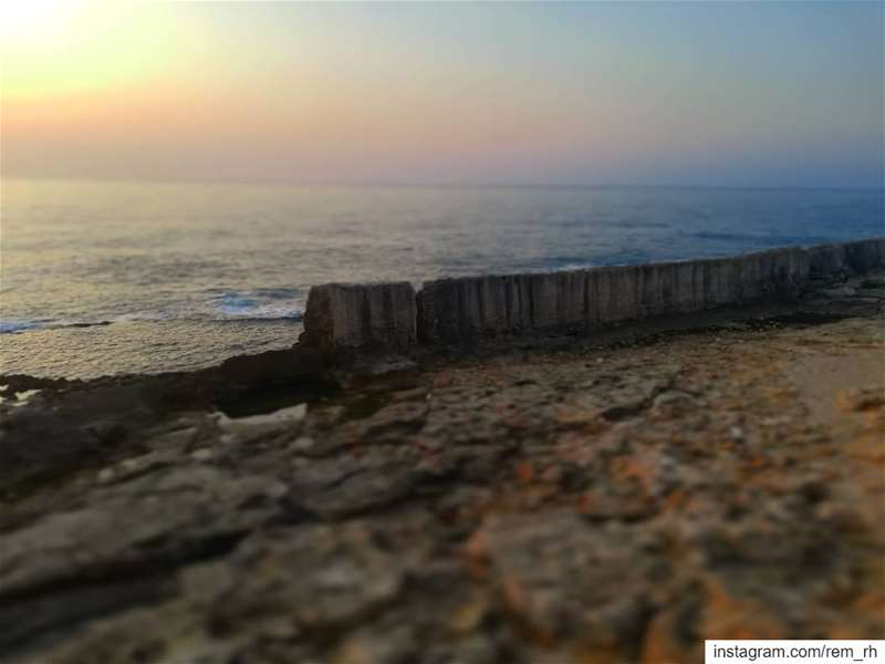 ~We dream in colors borrowed from the sea~ (Batroun)