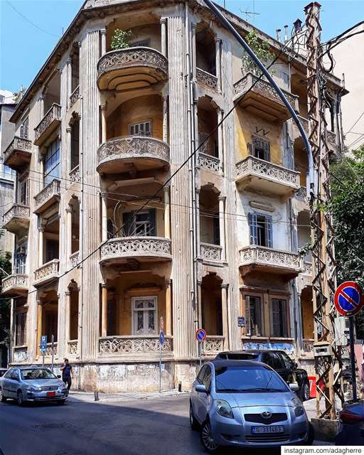 My Beirut....... back in the days (last August😇)  mybeirut  hamra  beirut...
