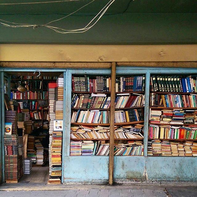 A place we hope will never be replaced 📓📕📗📘📙📔📒📚📖 liveauthentic (Bachoura, Beyrouth, Lebanon)