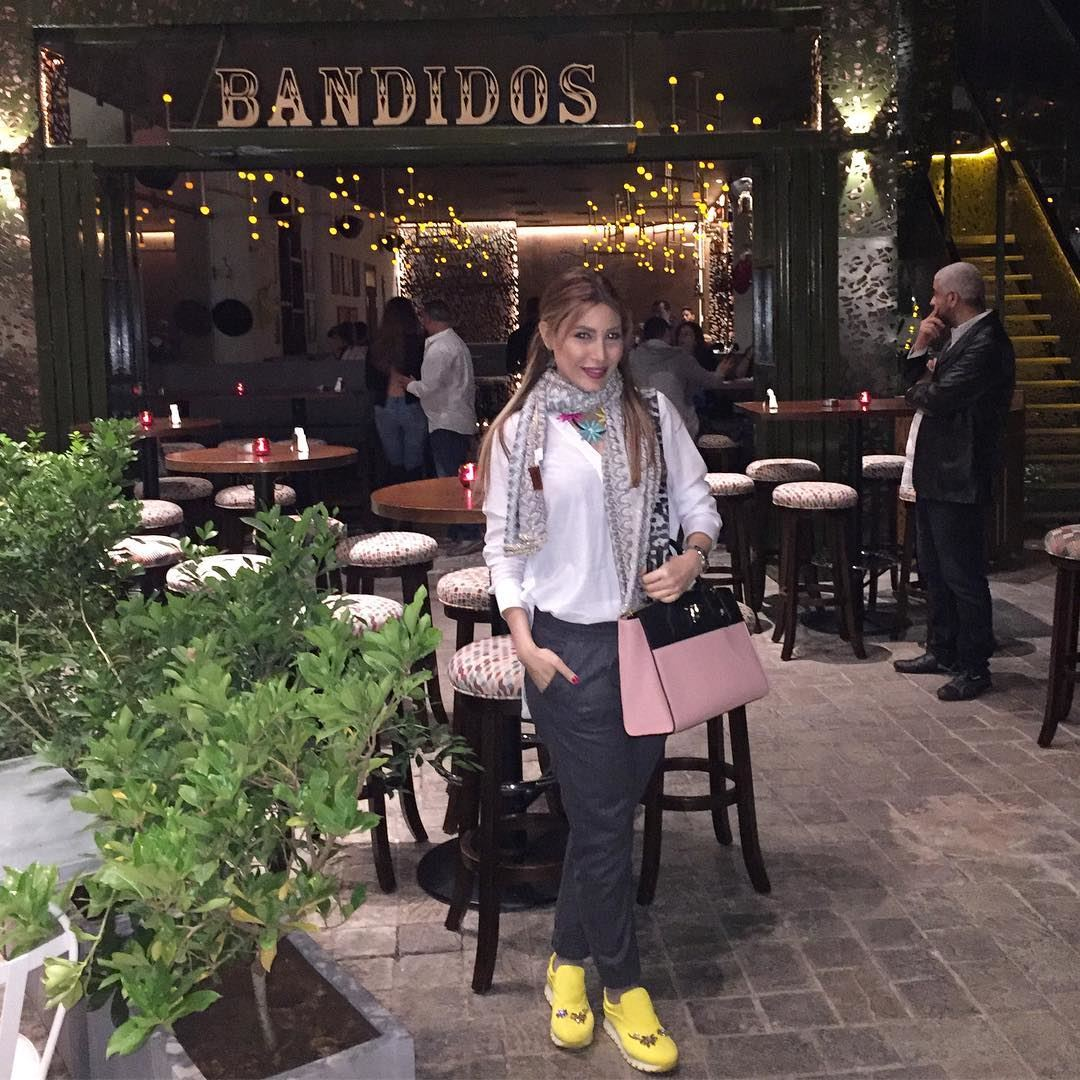Feeling excited to have the best Mexican food tonight at bandidos