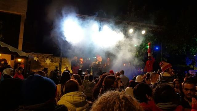 Christmas Village 2016 Batroun (Old Souk Batrun)