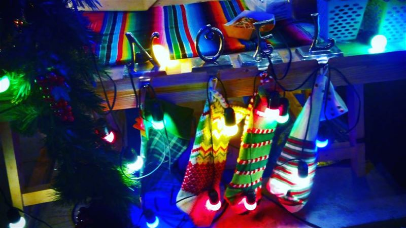 Hanging Socks (Soul el Akel, Antelias)