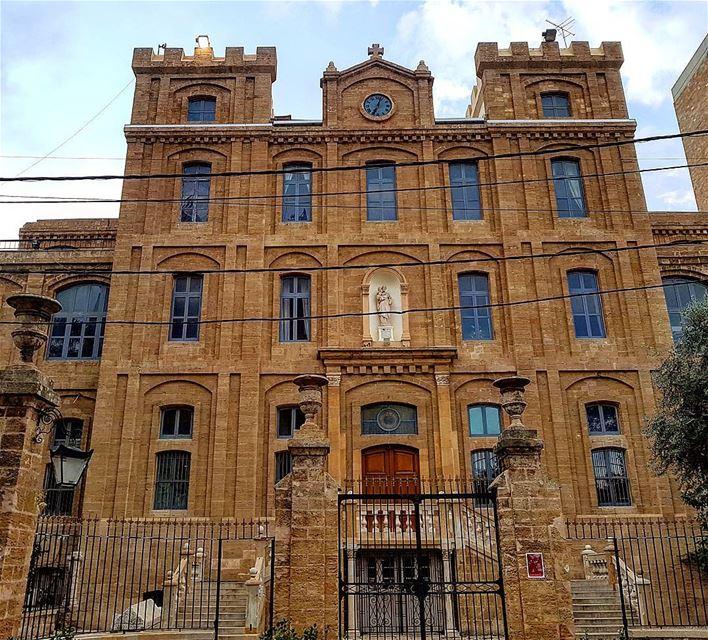 ❤❤❤🙏🙏🙏🙏(Eglise St. Joseph des Peres Jesuites - Monot, Achrafieh)