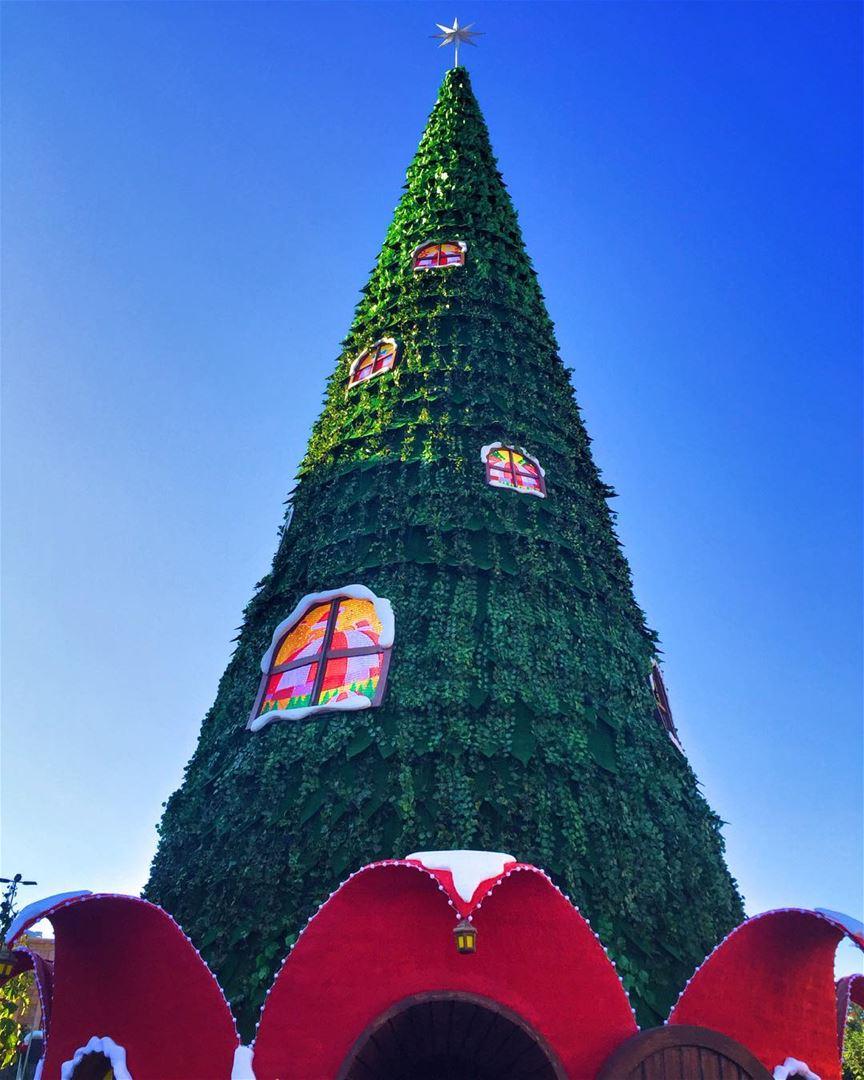 Season Greetings Byblos Beirut Christmas Season Holy December