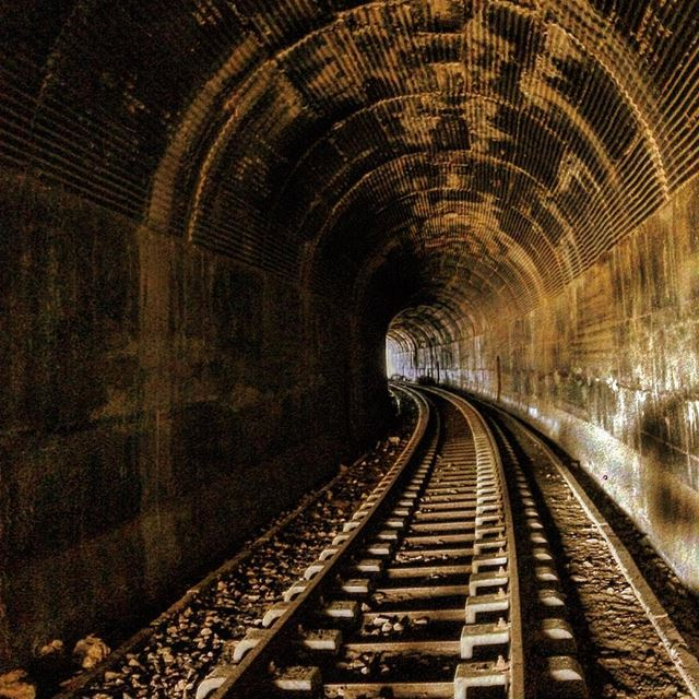 Always carve a tunnel of hope through the dark moments ✅ lebanon  beirut ...