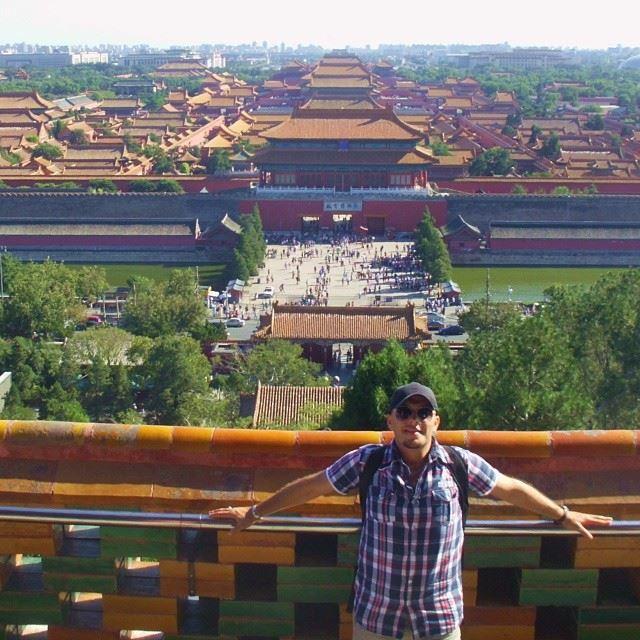 The Forbidden City Beijing China Pekin IgersChina