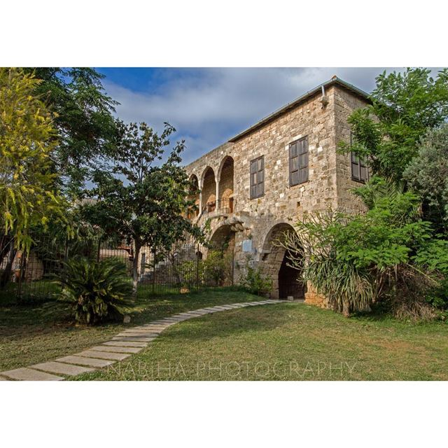 Jbeil  byblos  spring  blue  history  old  hike  cloud  monday  history ...