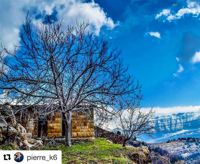 Repost @pierre_k6 with @repostapp・・・ qartaba  old  house  traditional ...