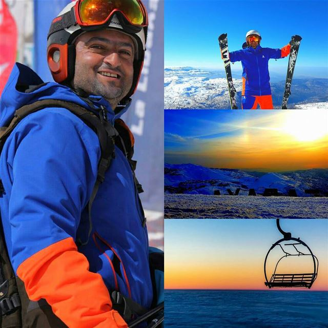 Goodbye Winter Season  winter  winterseason  faraya  mzaar  lebanon  ski ... (Mzaar Ski Resort)