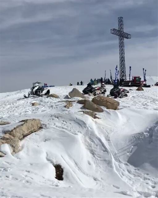 It was a great season faraya  farayalovers  backflip  ski  sports961 ... (Faraya, Mont-Liban, Lebanon)