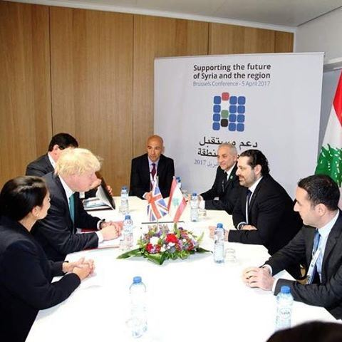 Lebanon continues to be the focus of the international community....