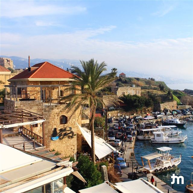 - Sea side Byblos -... livelovebyblos  water  sea  boat  byblos ... (Byblos, Lebanon)