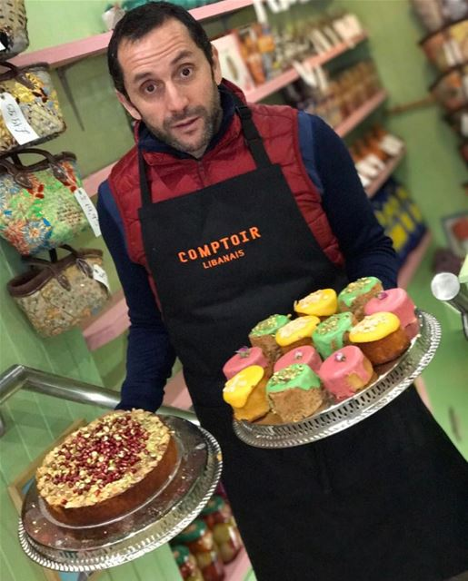 Finally our little gorgeous  baby  ComptoirLibanais in London Haymarket is... (Comptoir Libanais)