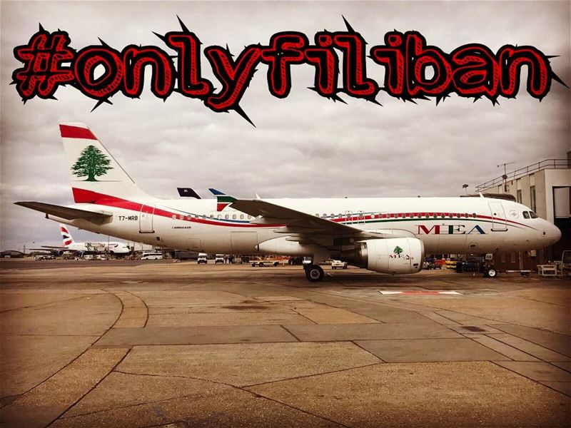 onlyfiliban  heathrow  heathrowterminal3  meaairlines  mea  lebanon ... (Heathrow Terminal 3)