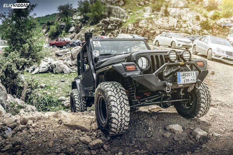 KeserwanOffroadEvent  KeserwanSportsClub  Jeep  Wrangler  4x4  Mountains ...